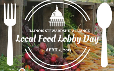 Join a Chicago Contingent for Local Food Lobby Day, April 6th in Springfield!