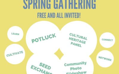 Join Us at AUA's Cultural Heritage Spring Gathering, May 20th!