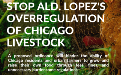 Action Alert & Joint Statement Opposing Proposed Chicago Livestock Ordinance (O2019-7576)