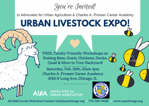 Urban Livestock Expo