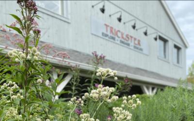 Meet this Grower: Gina Roxas, Trickster Cultural Center